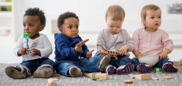 L'accueil des enfants de moins de trois ans