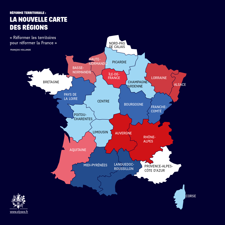 Réforme régionale : un enjeu pour la croissance