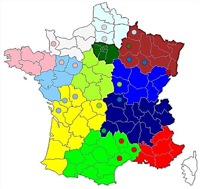 Prise en compte des cohérences économiques intra-régionales