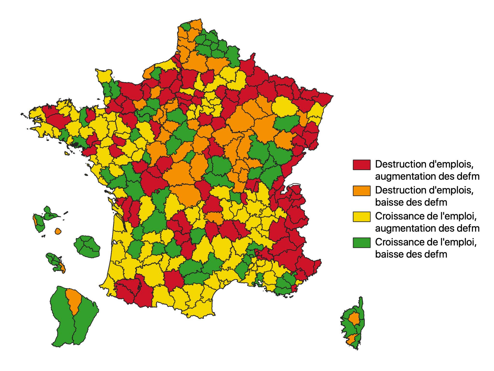 Géographie de la crise - Carte 5
