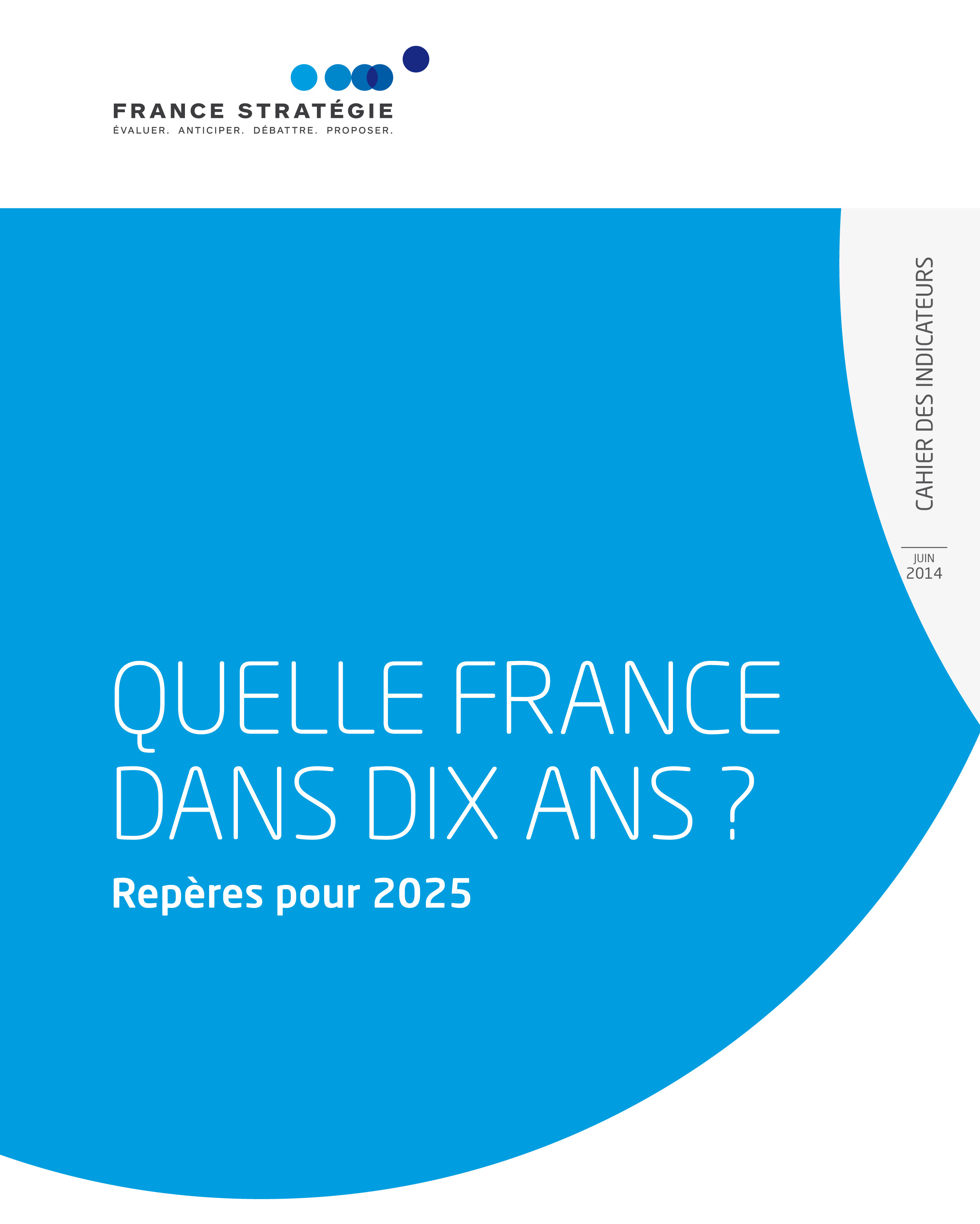 Cahier des indicateurs - Repères pour 2025