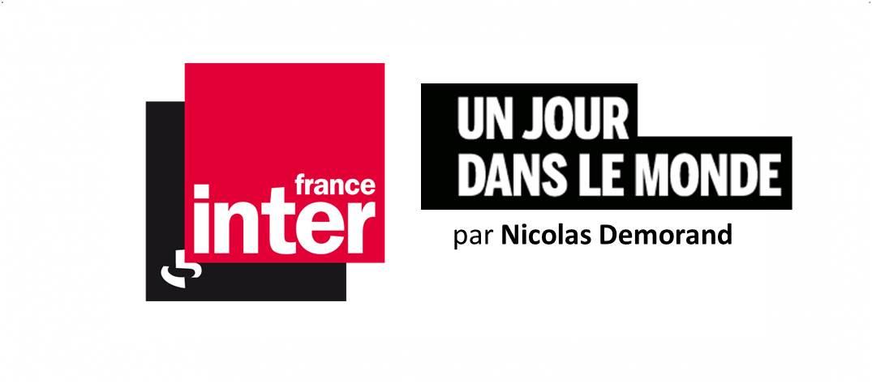 France Inter, Nicolas Demorand