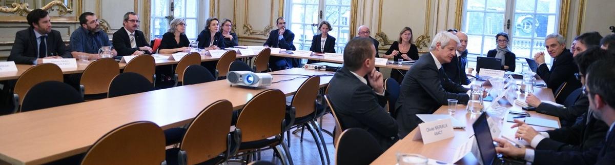 Comité d'évaluation des ordonnances Travail