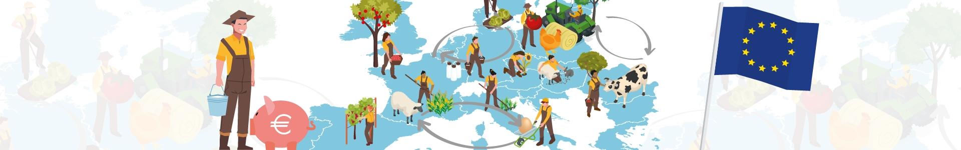 Faire de la politique agricole commune un levier de la transition agroécologique