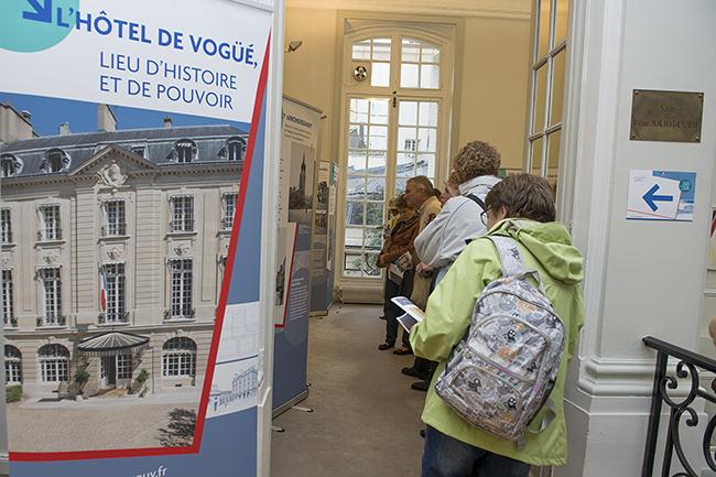 Journées européennes du patrimoine 2013 – CGSP