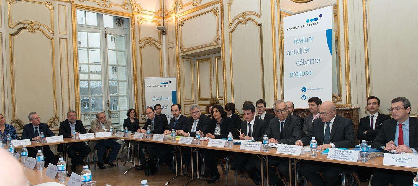 Réunion du Comité de suivi des aides publiques aux entreprises et des engagements