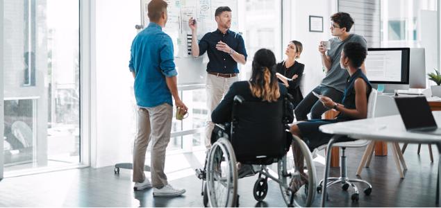Emploi des personnes handicapées et performance des entreprises