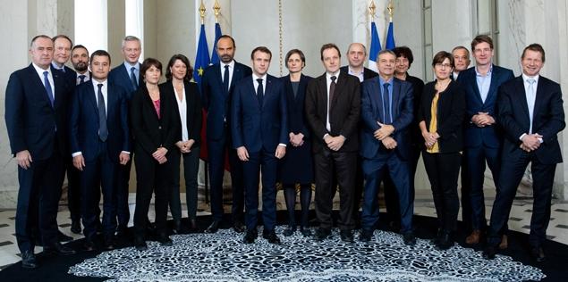 Création du Haut Conseil pour le climat