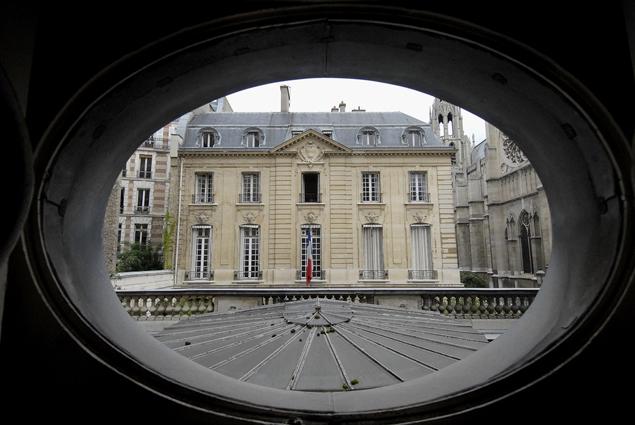 L'Hôtel de Vogüé