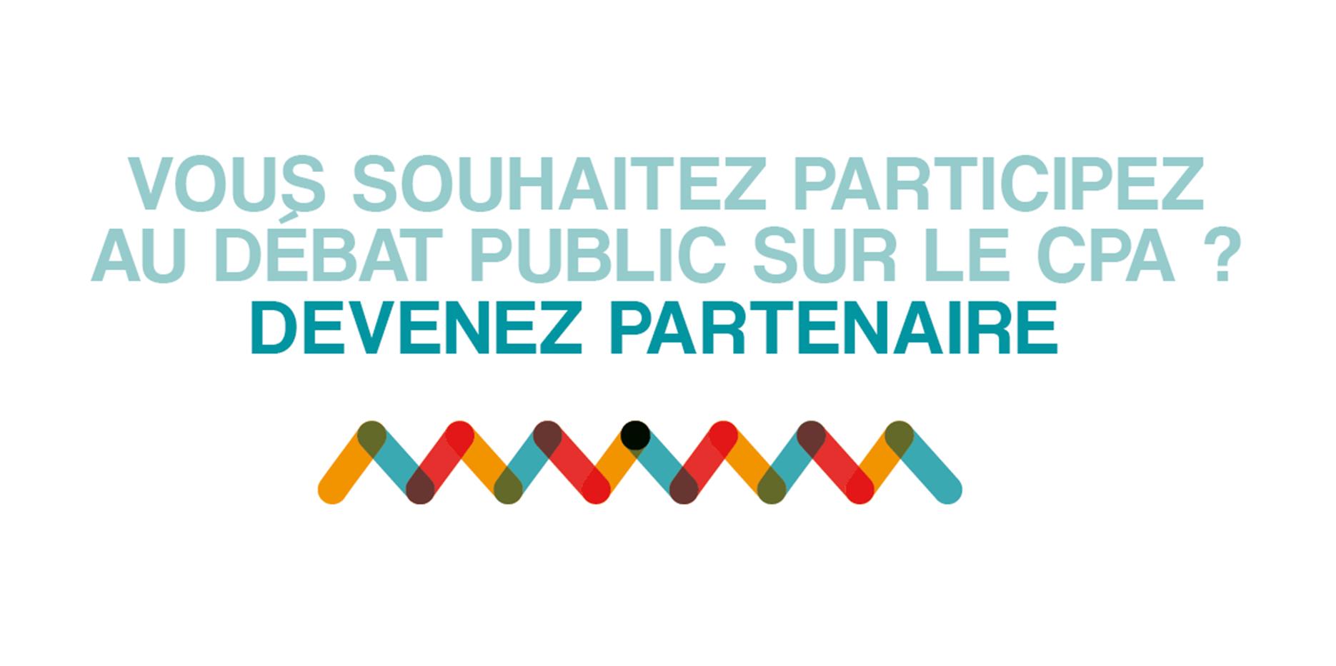 #DébatCPA : devenir partenaire