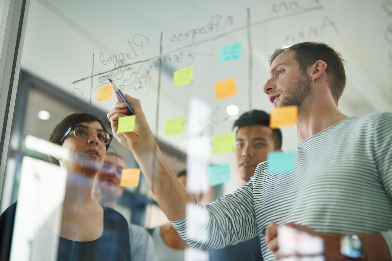 L'avenir du travail : quatre types d'organisation du travail à l'horizon 2030