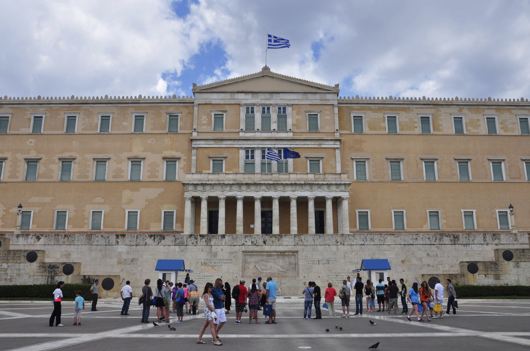 The costs of Grexit