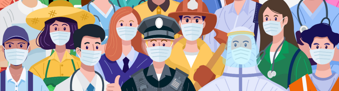 Les professions des salariés au voisinage du Smic