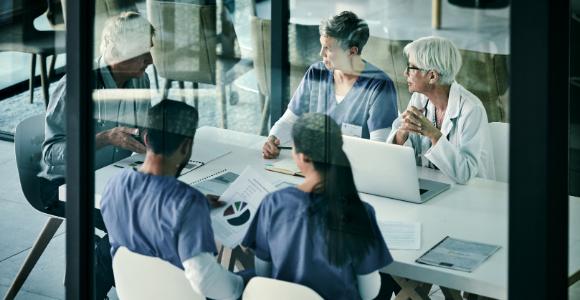 Les ressources humaines en santé, levier de transformation du système de santé