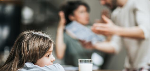 Les ruptures de couples avec enfants mineurs