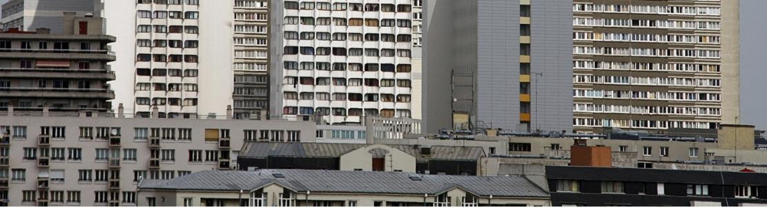 L'évolution de la ségrégation urbaine en France
