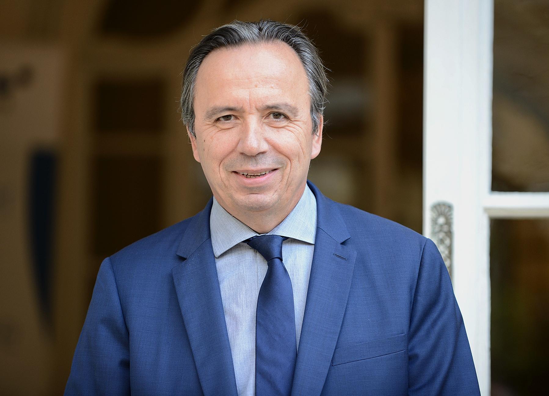 Michel Yahiel, commissaire général de France Stratégie