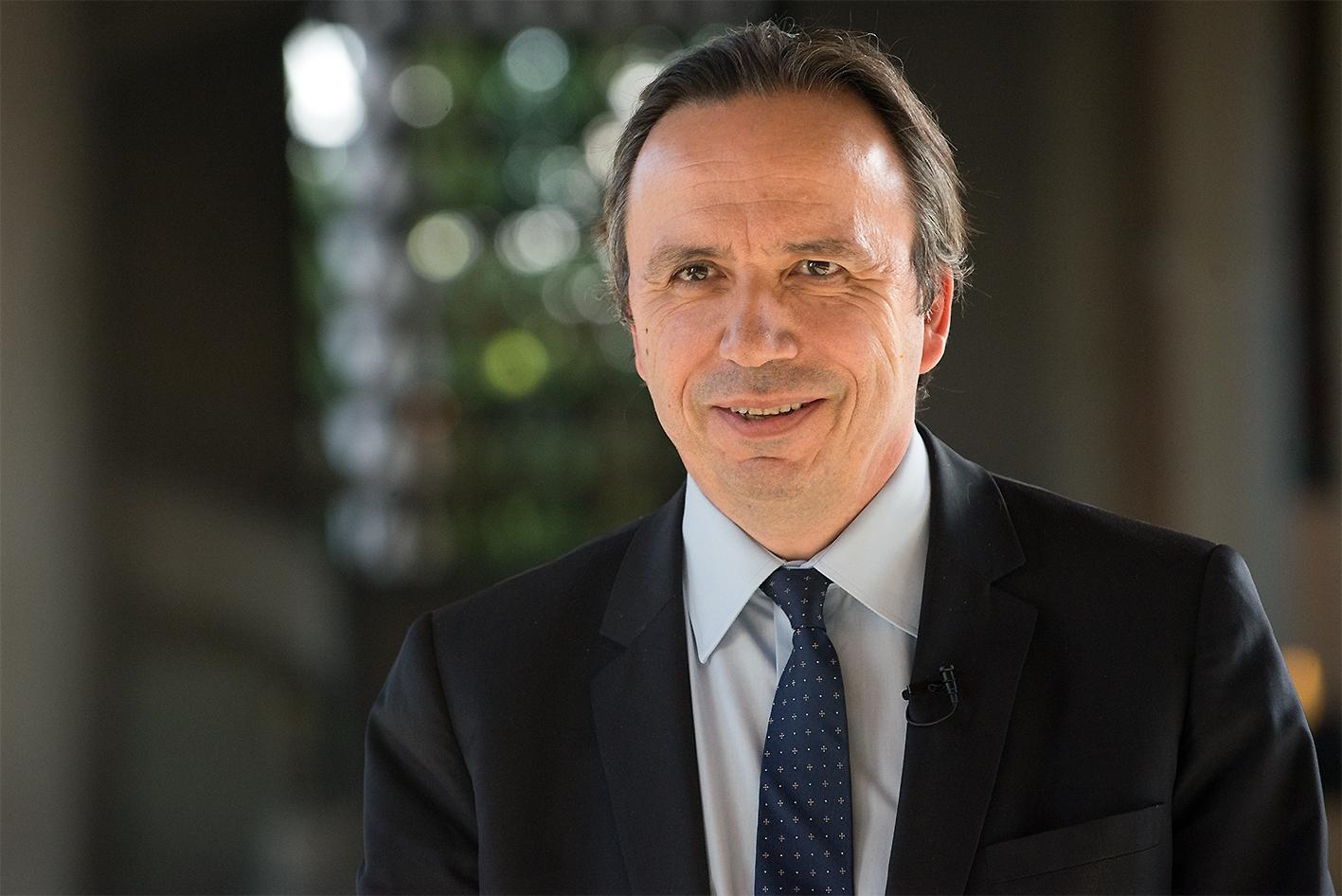 Michel Yahiel (c) France Stratégie