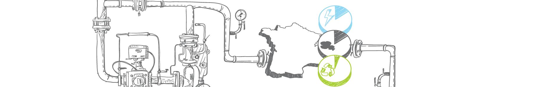 Quelle place pour le gaz dans la transition énergétique ?