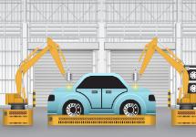 Localisation de la production automobile