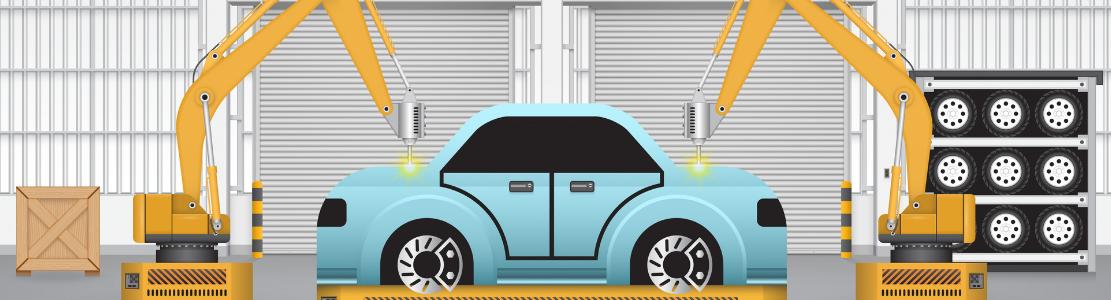 Localisation de la production automobile - Header
