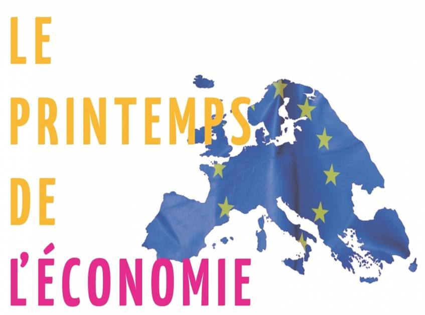 Jean Pisani-Ferry, Commissaire général à la stratégie et à la prospective, participe à la seconde édition du Printemps de l'économie