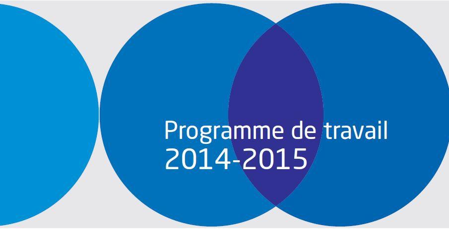Programme de travail de France Stratégie