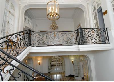 Intérieur Hôtel de Vogüé (c) CGSP