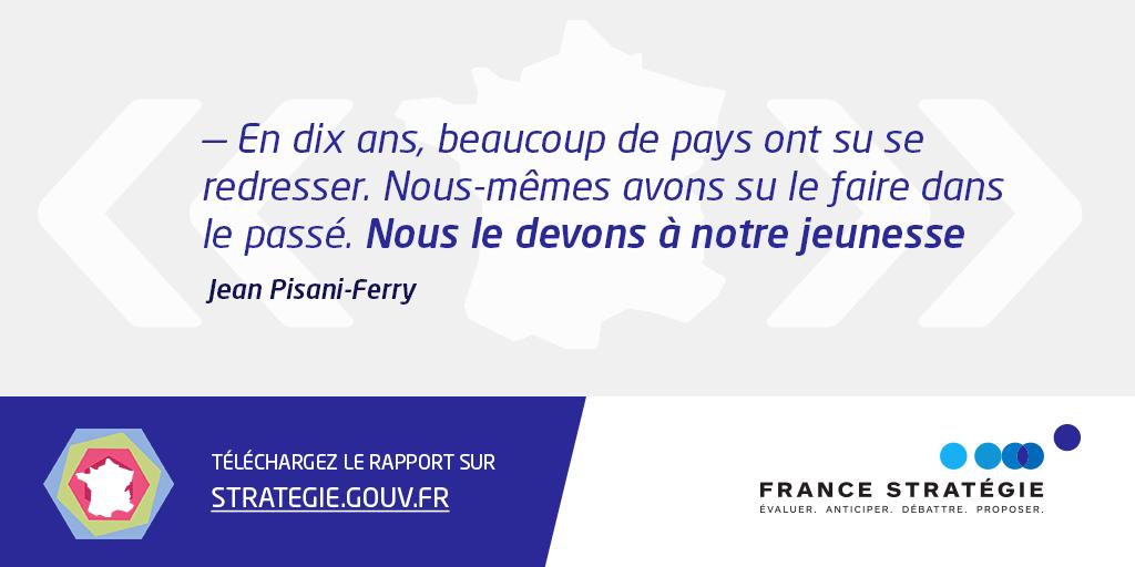 Rapport - Quelle France dans 10 ans ?