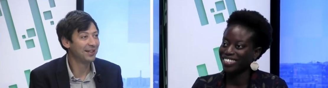 Interview de Marième Diagne